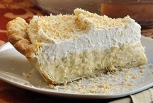 Sweets ~ pies & Cheesecakes / by Kathy Young