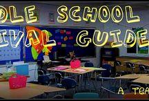 School Stuff / by Amy Gilman