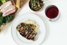Wine - Food pairings