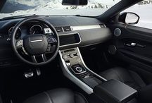 Quality materials and a minimalist design approach combine to make a luxurious interior in the New #RangeRover #EvoqueConvertible. #Snow by landrover http://ift.tt/1S4rY91