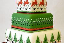 Cakes Chrismas