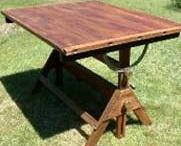 Vintage Tables