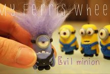 Minions / Minions from Despicable Me.