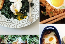 Egg recipes / by Lisa Gholson