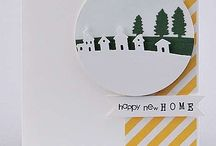 Stampin Up New Home
