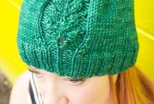 Beanies and Hats / Patterns to wear on your head! / by Jimmy Beans Wool
