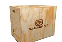 Wood Plyo Box / Wood Plyo Box
