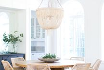 dining spaces / Interiors: modern, Scandinavian and mid century dining spaces