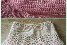 girls skrit crochet
