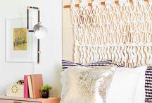 DIY Macrame, Wall hanging, Weaving