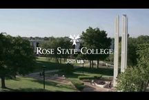 Videos / by Rose State College