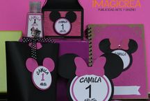 kit de Minnie Mouse