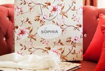 Personalised Sophia Bag / Personalised Sophia Bag