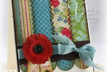 Captivating Cards / Creating beautiful cards is fun and relaxing.  / by Beth Essex