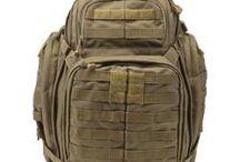 Backpacks/items