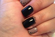 Nailed it! / Nail art and designs  / by April Marie
