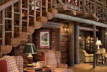 interior lemn