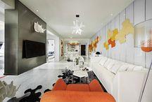 Modern & Contemporary Interior Design Ideas / Modern & Contemporary Interior Design Ideas