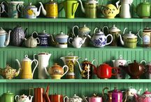 I Collect... / Bells, Teapots, Sorority Paraphernalia, Stuff from Travels (Culturephilia) / by rowsbelle forever