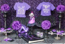 Raven Party Mattel Soiree Events