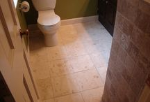 Marble & Stone Care / Honed and Polished Marble as well as refinished travertine, limestone, slate and more.
