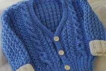 casaquinho em trico
