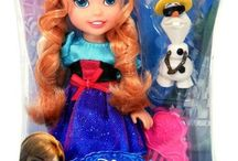 Полина (Frozen Young Anna)
