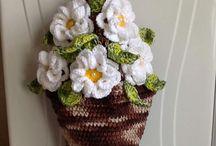 meus trabalhos / crochê