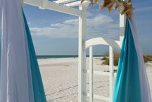 beach wedding ideas / by Cindy Yockey