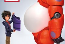 Big Hero 6 / Disney's amazon feel-good action animated film of 2014. Who would have thought it would evoke philosophical questions of mind uploading at the end?