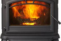 クワドラファイア エクスプローラーⅠ / アメリカ合衆国、クワドラファイア(QUADRA-FIRE)ブランドの薪ストーブ