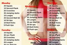 Women's workout plans