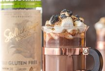 Hot chocolate / A collection of warming indulgent hot chocolate recipes!
