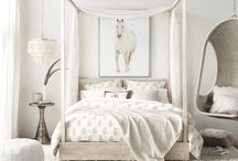 Bedroom Inspiration - Caroline Bates