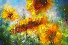 Kunstwerke (Flower Art)