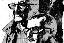 Arkady and Boris Strugatzky