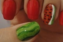Nail designs!  / by Monica Parrott