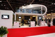 BIG 5 2013 at Dubai World Trade centre / Exhibition stands designed & fabricated by strokes Exhibits LLC Dubai