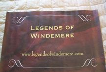 Tuesday Teasers / Legends of Windemere teasers posted every Tuesday