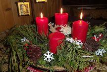 Swieta Bozego Narodzenia. / Moje udekorowane mieszkanie na Swieta
