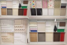 Manor Interiors Show Room Baldoyle, Dublin, Ireland / Visit our show room to see our full range of blinds, shutters and curtains!