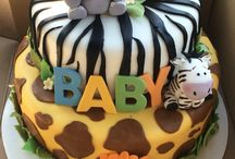 Babyshower safari