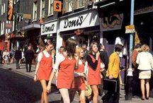Vintage editorial fashion photo