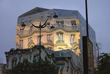 Amazing street tromp d'oeil