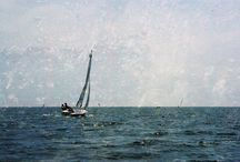 Sailing / During my dream