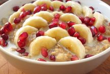 Oats: the best start of the day!