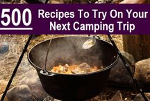 Camping Capers