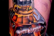 Jack daniels / nechceš tetování blízké tvým játrům