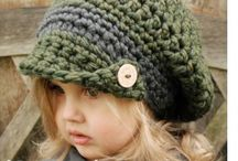 Knitting -  Crochet - Loom / Ideas for creating with string, yarn, etc.