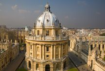 London & Oxford / Places I' ve Visited
